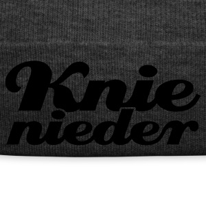 Braun Knie nieder © T-Shirts - Winter Hat