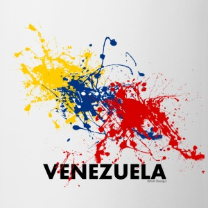 Flag Venezuela T-shirt - Tazza