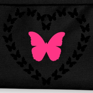 Butterfly Heart Double (2c, NEU) - Ryggsekk for barn