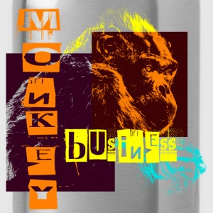 monkey  business - Borraccia