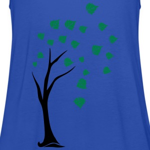 deciduous tree T-Shirts - Women's Tank Top by Bella