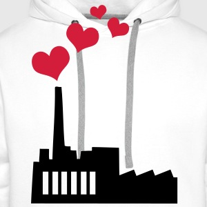 Love producing Plant T-shirts - Premiumluvtröja herr