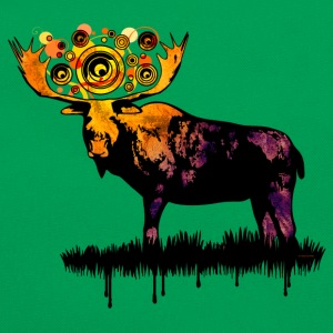 Music Moose Tee shirts - Sac Retro
