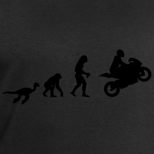 Evolution Motorcycle  T-Shirts - Men's Sweatshirt by Stanley & Stella