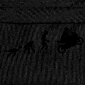 Evolution Motorcycle  T-Shirts - Kids' Backpack