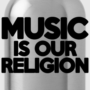 Music Religion  Tee shirts - Gourde