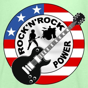Rock 'n' Roll power T-Shirts - Women's Tank Top by Bella