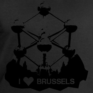 J'AIME Bruxelles Atomium  Tee shirts - Sweat-shirt Homme Stanley & Stella