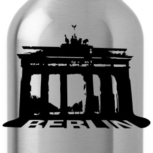 Brandenburger Tor, Berlijn  T-shirts - Drinkfles