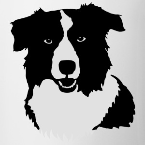 Border Collie by Lola T-Shirts - Tasse