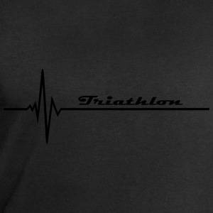 Triathlon T-Shirts - Men's Sweatshirt by Stanley & Stella