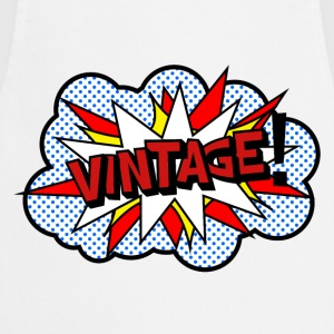 Vintageness 06 T-Shirts - Cooking Apron