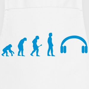 Headphones evolution T-Shirts - Cooking Apron