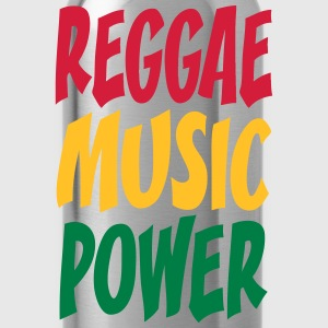 rasta music power T-Shirts - Water Bottle