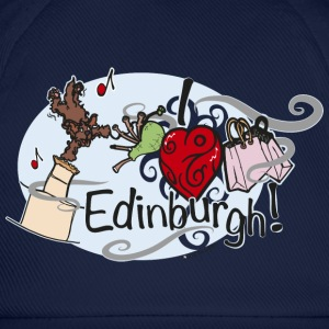 I love Edinburgh T-Shirts - Baseball Cap