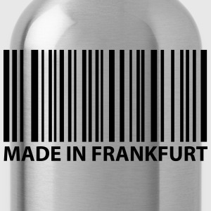 made in frankfurt T-Shirts - Trinkflasche