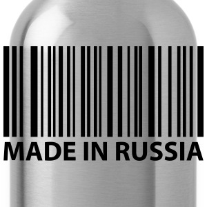 made in russia T-Shirts - Trinkflasche