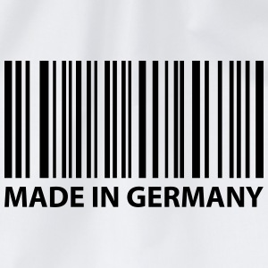 made in germany T-Shirts - Turnbeutel