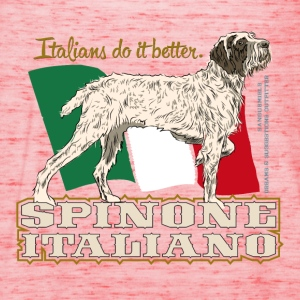 spinone_italiano T-Shirts - Women's Tank Top by Bella