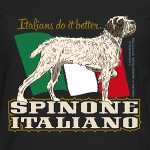 spinone_italiano T-Shirts - Men's Premium Longsleeve Shirt