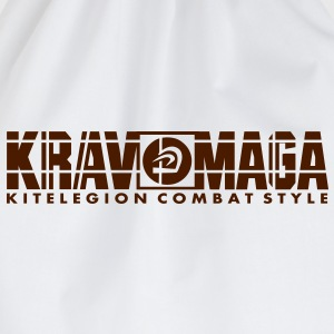 Krav Maga - Drawstring Bag