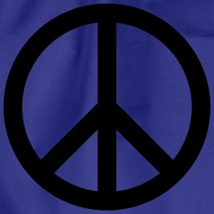 Peace T-Shirts - Turnbeutel