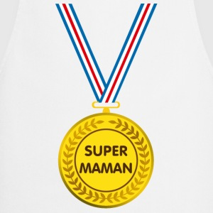 super maman Tee shirts - Tablier de cuisine