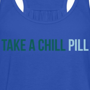 take a chill pill T-shirts - Tanktopp dam från Bella