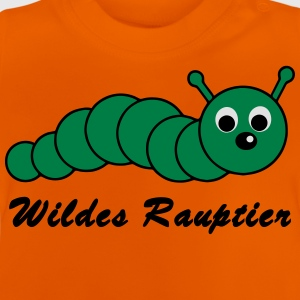 Wildes Rauptier T-Shirts - Baby T-Shirt