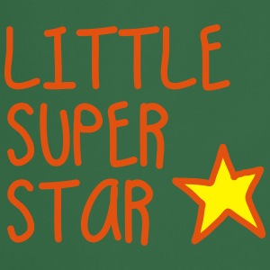 LITTLE SUPER STAR (Version2) T-Shirts - Kochschürze