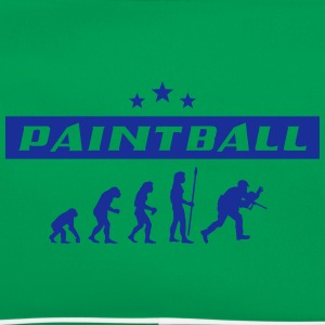 paintball_evolution T-Shirts - Retro Tasche