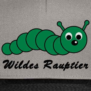 Wildes Rauptier T-Shirts - Snapback Cap