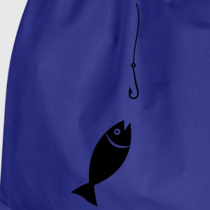 Fish at the Fishing  T-Shirts - Drawstring Bag