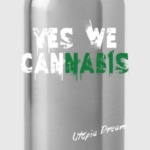 yes we cannabis (w).png Tee shirts - Gourde