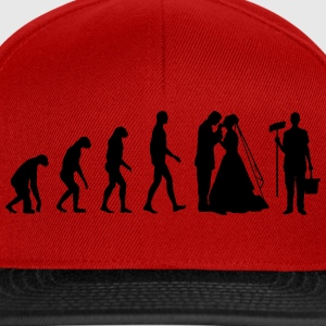 Evolution Wedding T-Shirts - Snapback Cap