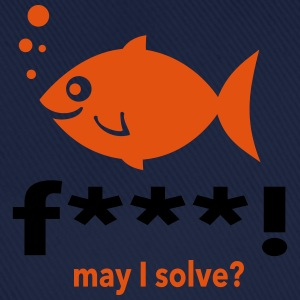 may i solve? T-Shirts - Baseball Cap