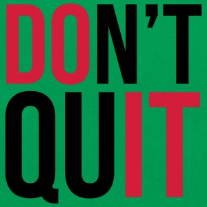 Don't Quit T-Shirts - Retro Bag