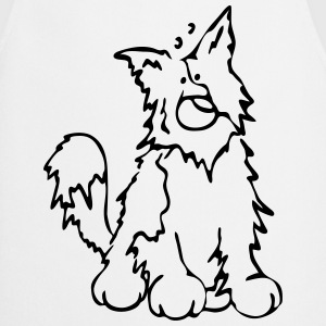 Border Collie - Herding dog  T-Shirts - Cooking Apron