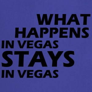 what happens in vegas stays in vegas T-Shirts - Kochschürze