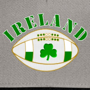 Ireland rugby clover bal Shirts - Snapback Cap