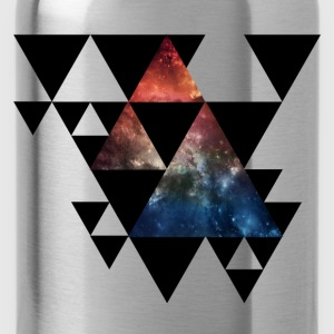 Triangles T-Shirts - Trinkflasche