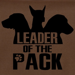 Leader of the pack T-shirts - Axelväska