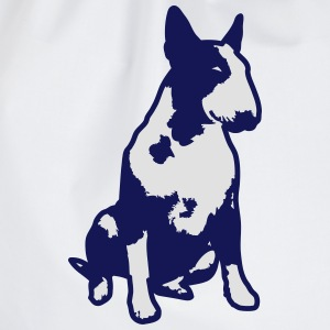 Bullterrier 2013 2c T-Shirts - Turnbeutel