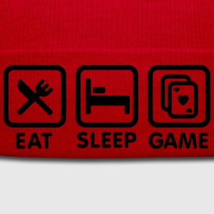 Eat - Sleep - Game poker T-shirts - Wintermuts