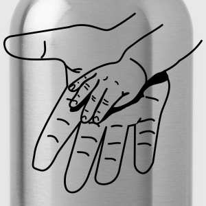 hand_in_hand T-Shirts - Water Bottle