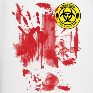 Zombie Wear Bloody  T-Shirts - Cooking Apron
