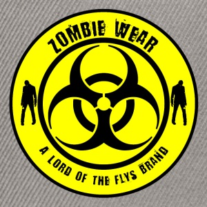 zombie wear Tee shirts - Casquette snapback