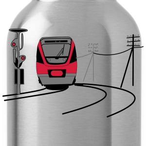 bahn T-Shirts - Water Bottle