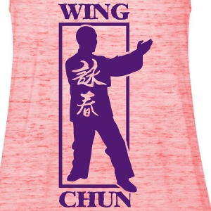 Wing Chun Shirt - Frauen Tank Top von Bella