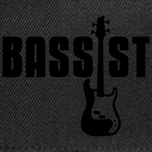 bassist Tee shirts - Casquette snapback